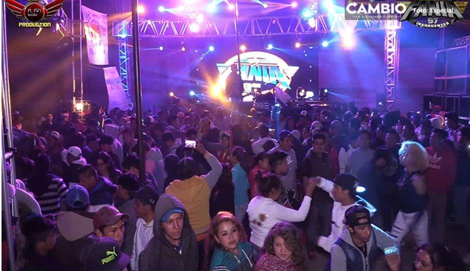 Cuidado Fania 97, La Changa, Fantasma, Fantoche, Policía Cibernética cazará a los organizadores de bailongos