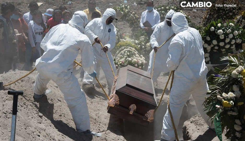 Malas noticias para México; sube al cuarto sitio de nuevas muertes por Covid