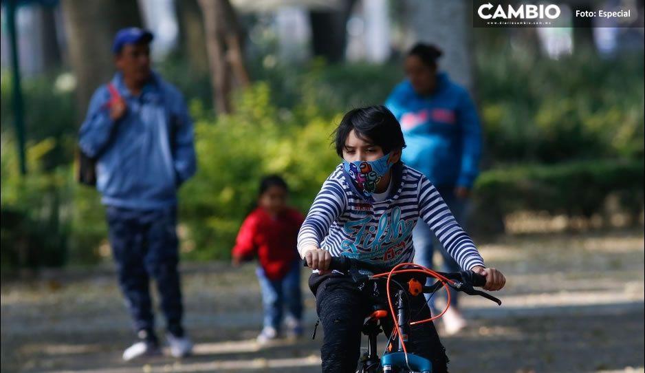 México registra 122 mil 26 muertes y un millón 377 mil 217 contagios de Covid