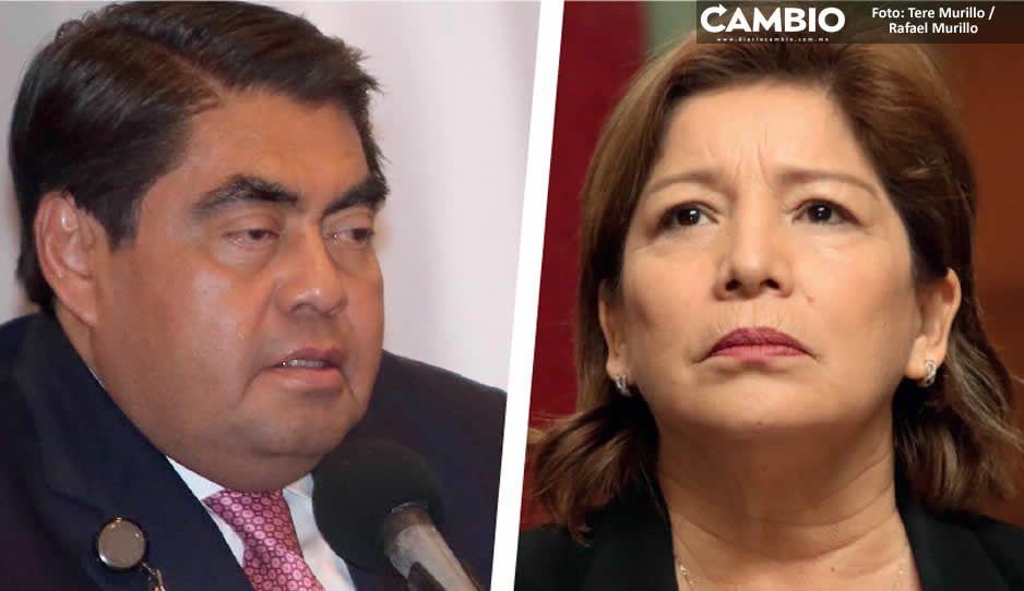 Segob intervendrá en conflicto entre Tecamachalco y Marisol por escuela (FOTOS)