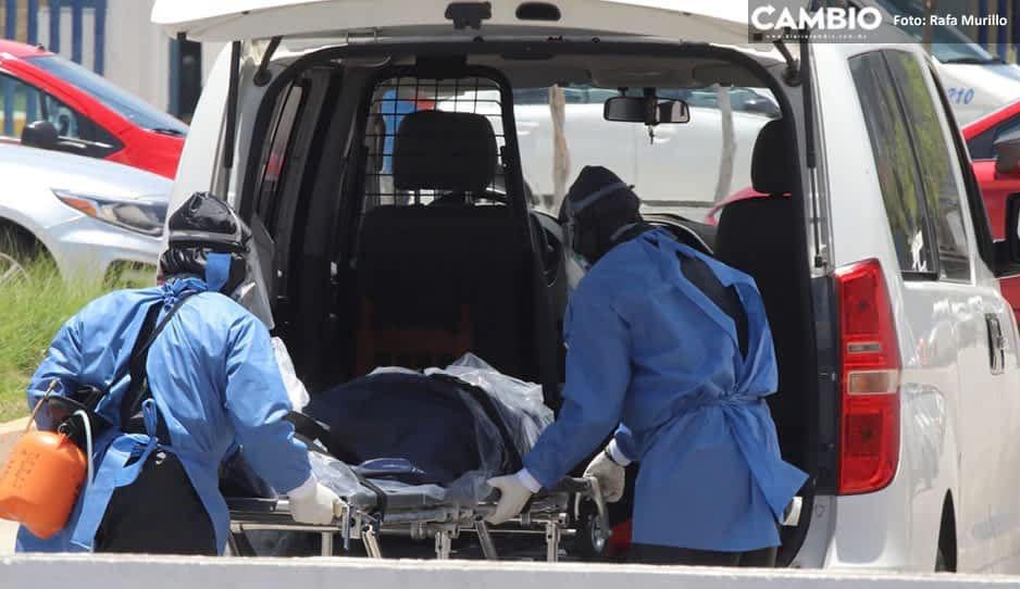 SSA ha tenido que ir hasta con policías a sacar muertos por covid de hospitales privados