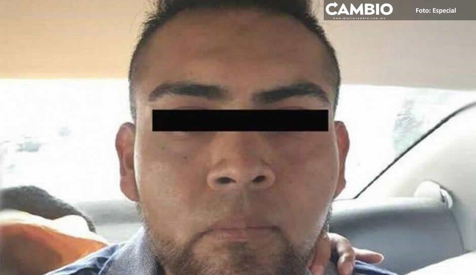Aseguran a feminicida de Ecatepec  que huyó a San Martín Texmelucan