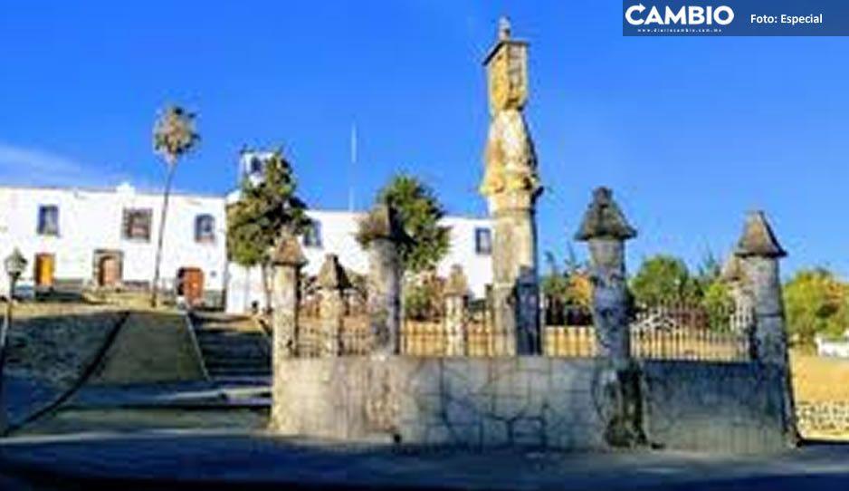 Ayuntamiento de Tochimilco asegura no tener casos de covid; se pide a la comunidad no bajar la guardia