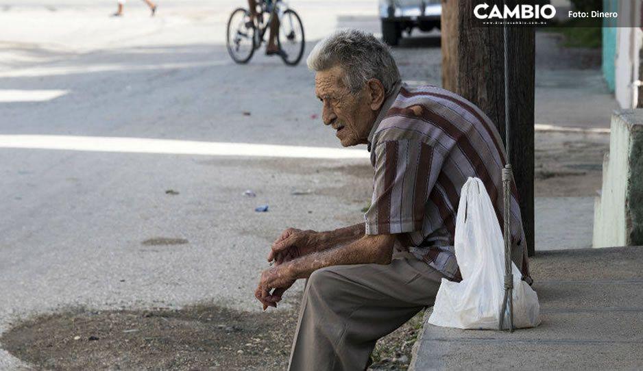 ¡Ya basta del maltrato contra los abuelitos! Multarán a golpeadores de ancianos