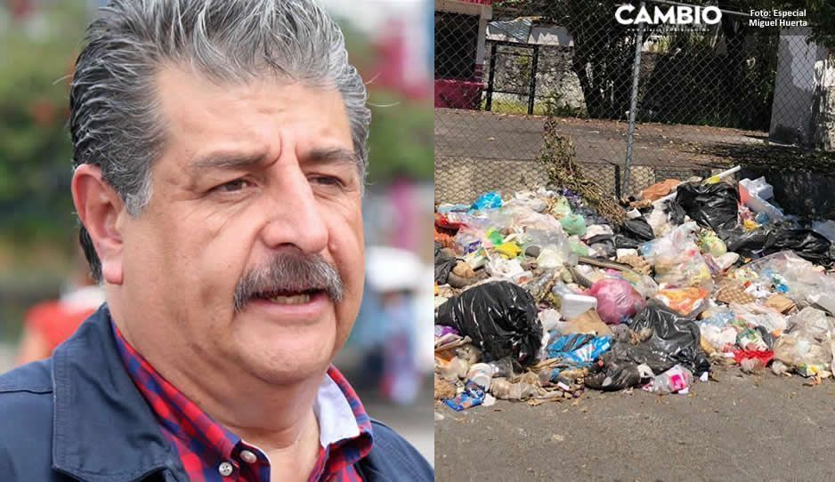 Panistas de lanzan contra Ecoloco Vargas por atentar contra la salud en Huauchinango