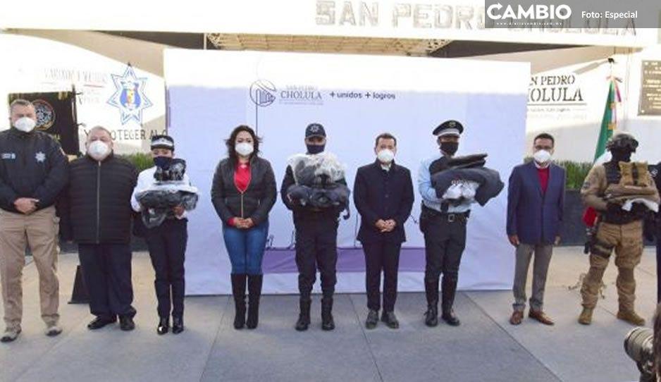 Luis Alberto Arriaga pide a autoridades federales mantener el Fortaseg a municipios (VIDEO)