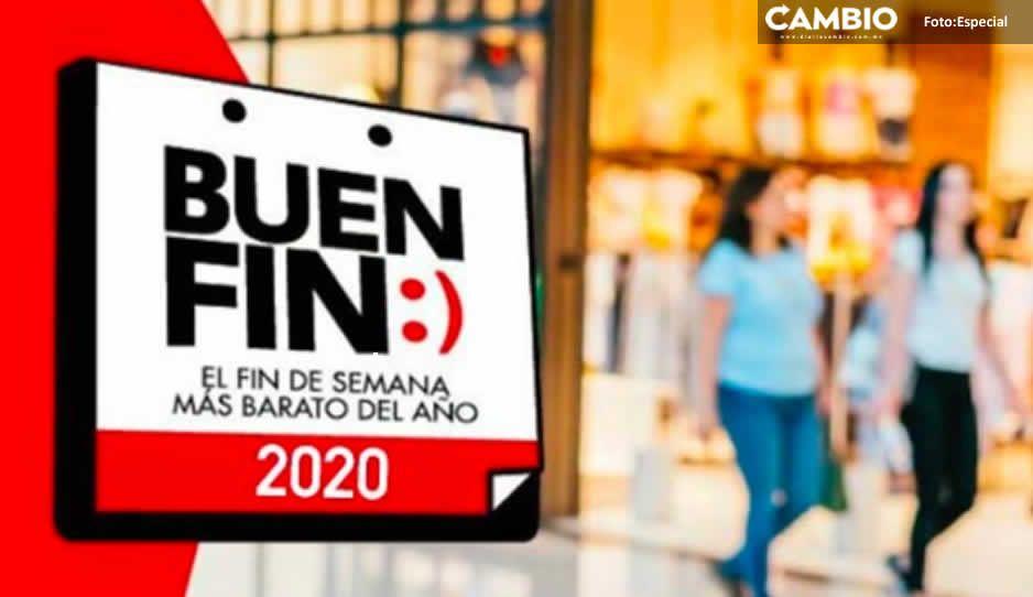 El Buen Fin 2020 tendrá más descuentos; te decimos cuándo inicia y cuántos días durará