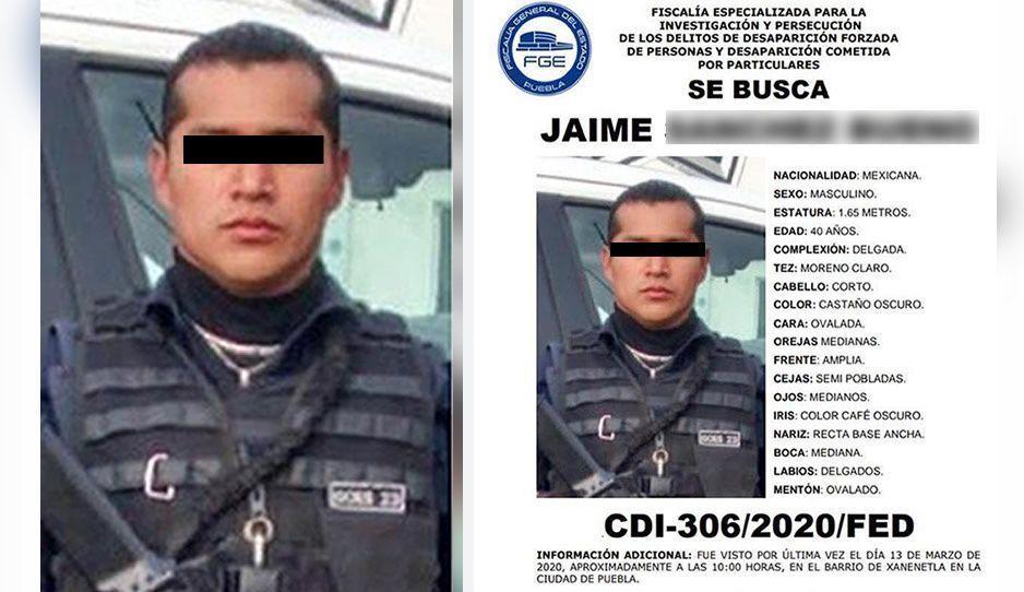 Hasta ahí llegó la calentura: Policía Municipal se fuga con su amante mientras su familia lo buscaba