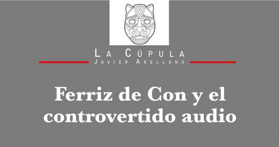 Ferriz de Con y el controvertido audio