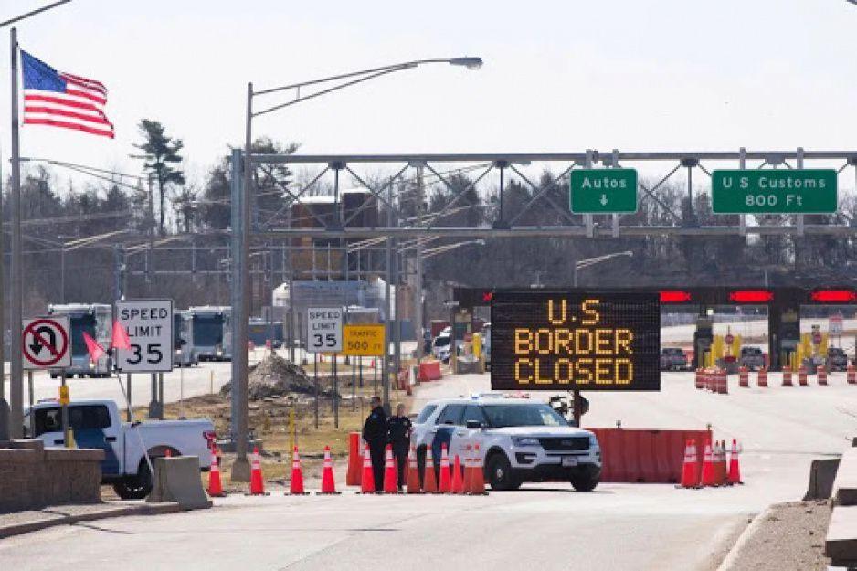 Extenderán hasta septiembre el cierre de la frontera México-Estados Unidos