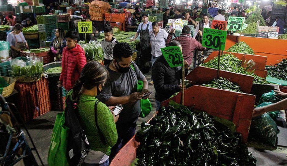 Revisan medidas sanitarias del mercado Independencia, Libertad y Central de Abastos