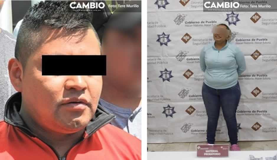 Atrapan a cuñada del Grillo en Xonacatepec