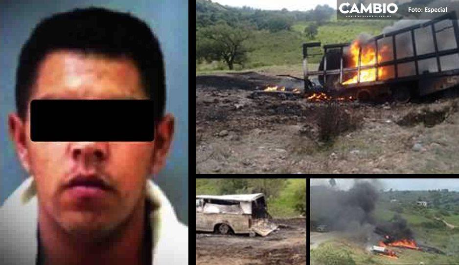 Perfil: El loco Téllez, de pipero a temido capo huachicolero de la región de Texmelucan