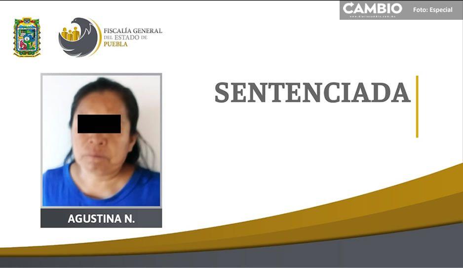 Tras 2 años del asesinato de tío y sobrino, fue sentenciada a 22 años de prisión