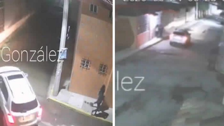 VIDEO: Captan levantón en calles de Chachapa