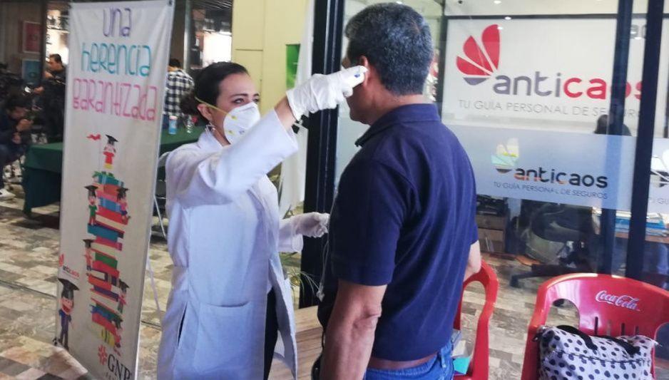Puebla en el top 5 de estados con más casos de coronavirus, Salud Federal reporta 53 infectados