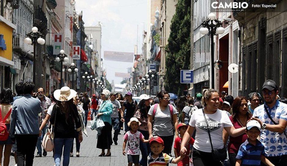 Puebla tercer estado con más caída en su economía: INEGI