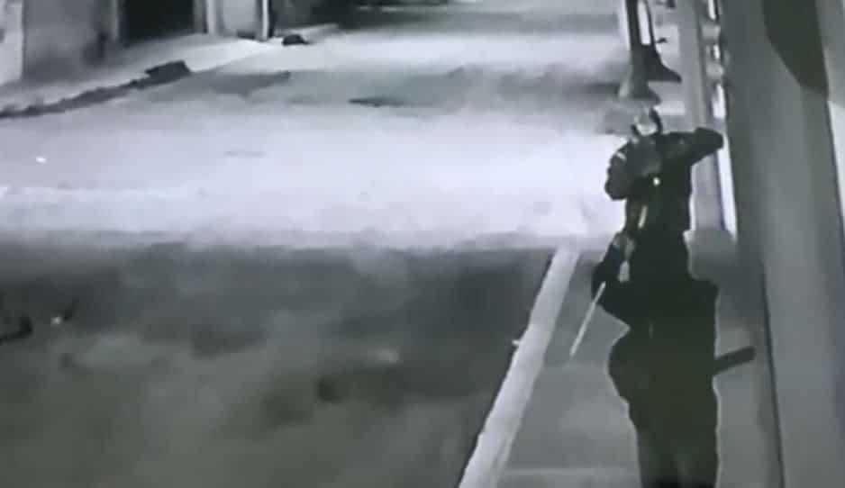 Ratas roban cámaras de videovigilancia en Texmelucan