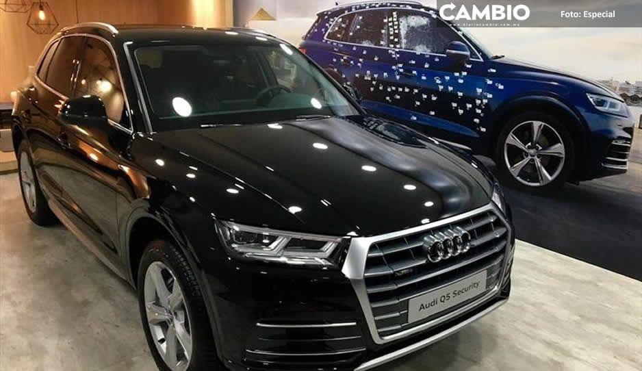 Audi estrena Q5 y celebra ensamble  de 600 mil unidades en San José Chiapa