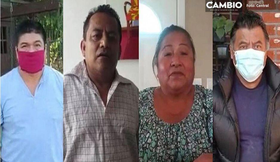 Líderes migrantes exigen la destitución de Ixchelt Romero del IPAM (VIDEO)