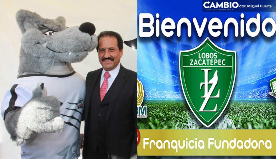Lobos se separa de la BUAP y se muda a Zacatepec