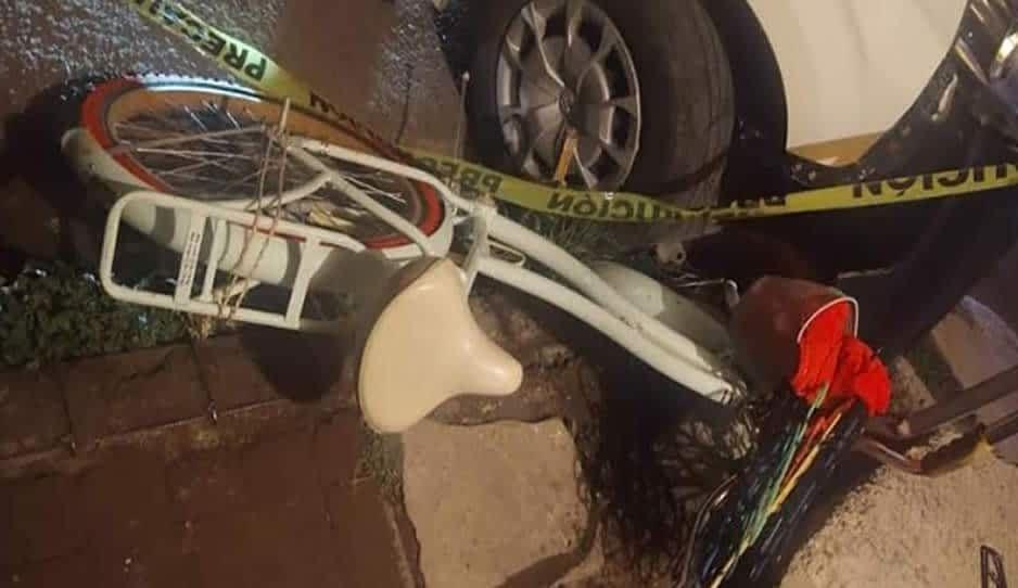 Policías detienen a chófer borracho que arrolló a una mujer