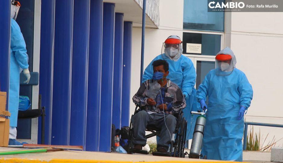 Aumentarán 10 camas para pacientes Covid en Hospital de Zacatlán