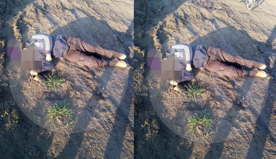 Asesinan a joven de un balazo en la cabeza en la colonia Cipreses