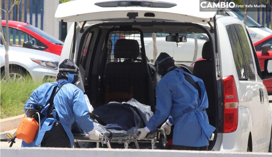 El virus deja a 41 poblanos hospitalizados en Puebla en 24 horas
