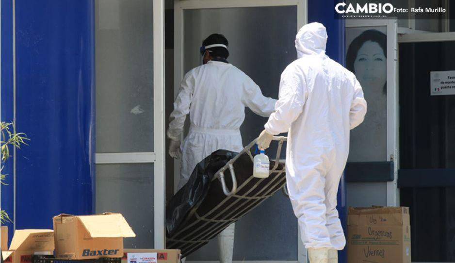 Puebla con tendencia a la baja: 20 decesos y 176 nuevos infectados del virus