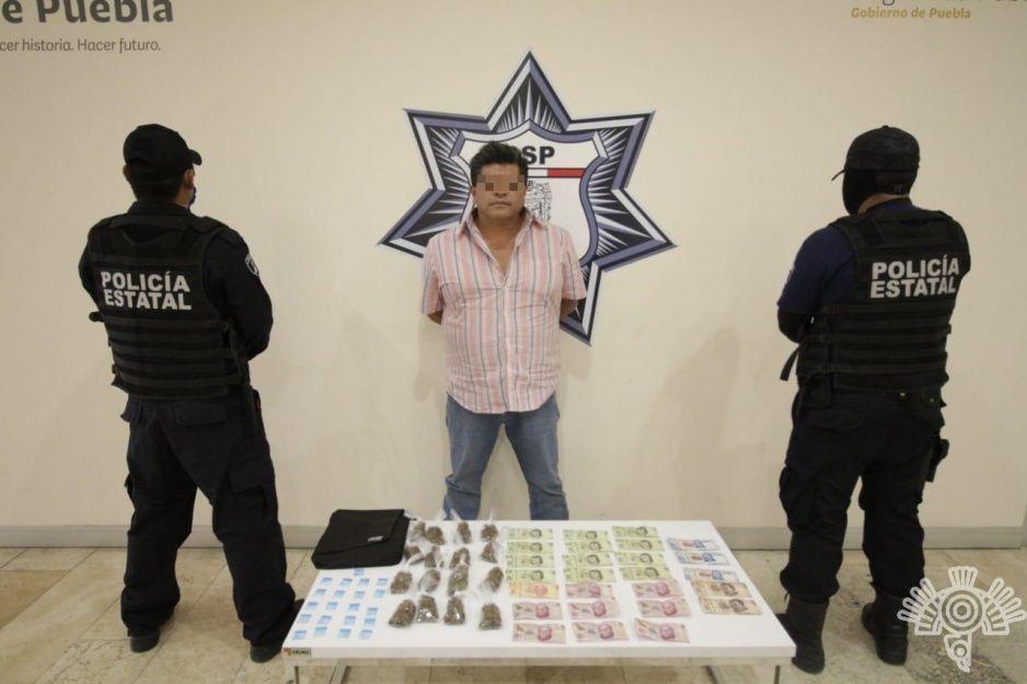 Capturan a Ánge G, narco y líder cobra piso de La Acocota