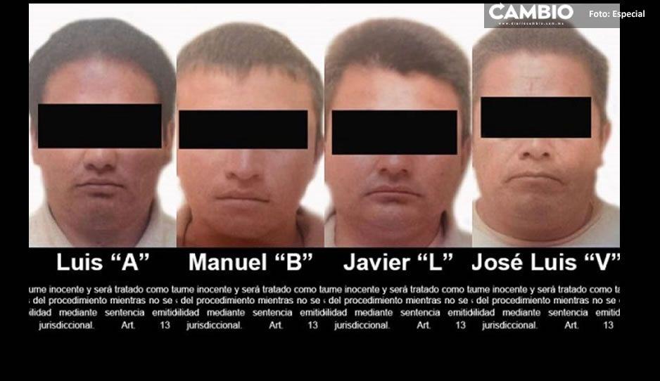 Sentencian con 50 años a 4 sicarios de El Toñín por asesinar a militares en Palmarito