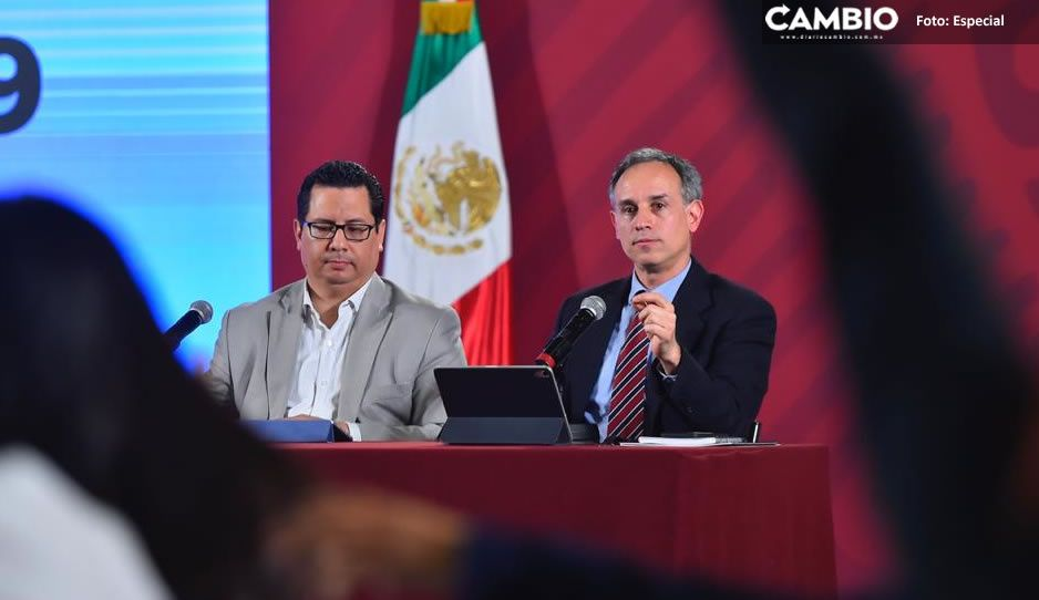 ¿Estamos salvados? Puebla fuera de los estados con un posible rebrote, dice Salud Federal