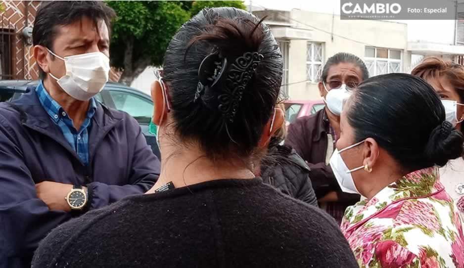 Gobierno de Puebla intervendrá para reactivar el proceso de elección del Sutissstep