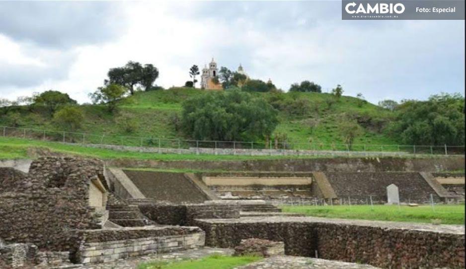 Covid sigue haciendo de las suyas: zona arqueológica de Cholula cerrará hasta el 5 de enero