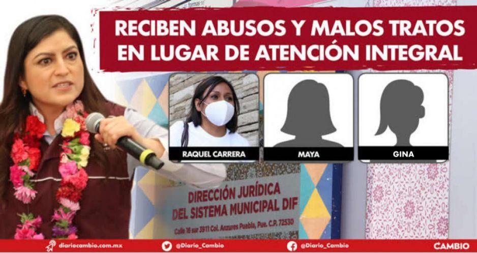 Claudia maltrata a mujeres víctimas de violencia: sufren vejaciones en refugio municipal