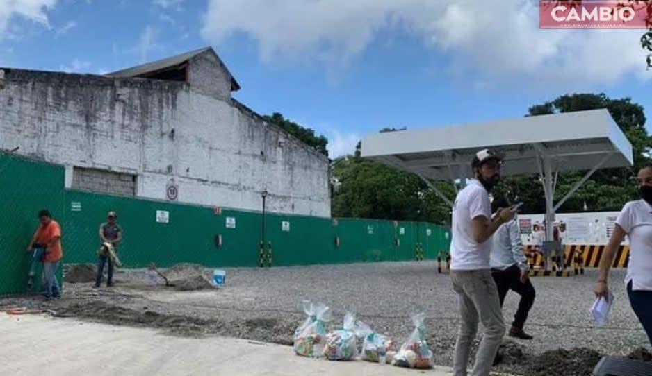 En riesgo escuelas de Xicotepec por llegada de empresas gaseras sin registro, ni documentación