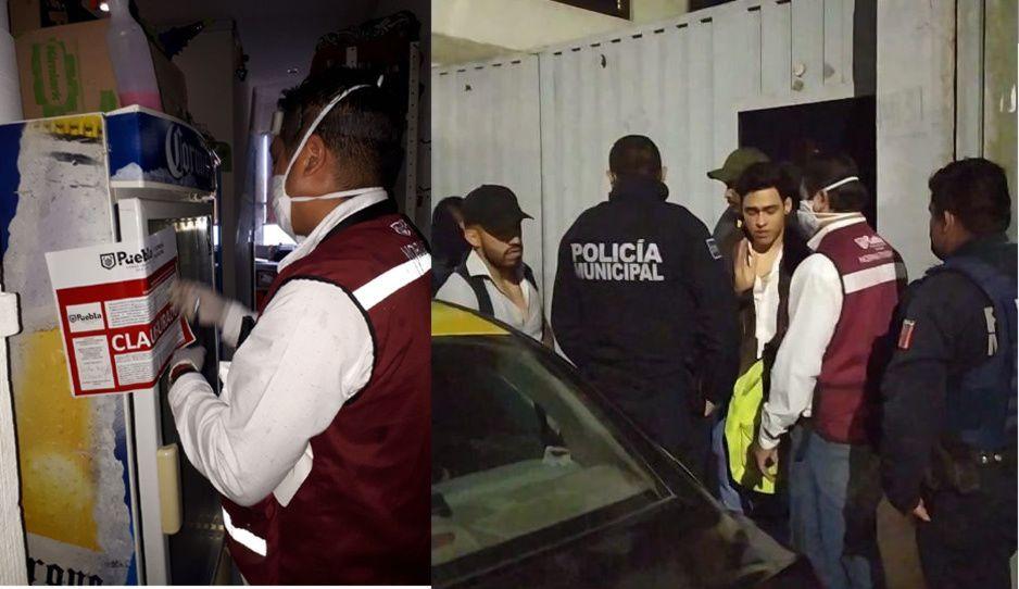 Clausuran fiesta Covid en San Isidro con 70 personas y clausuran motel