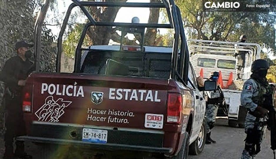 Ejecutan a balazos a un hombre dentro de su domicilio en Tlacotepec