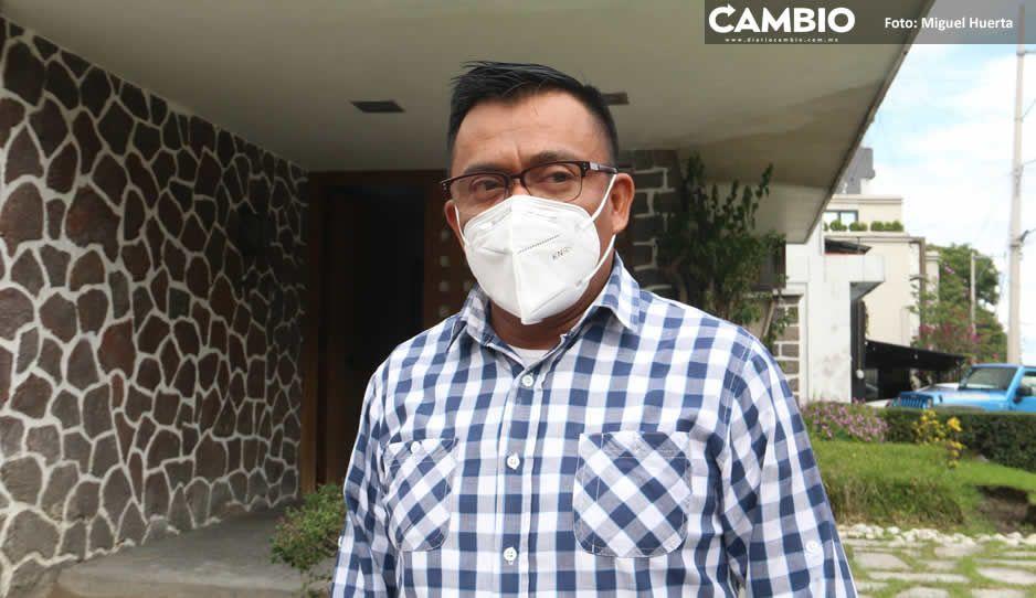 Garmendia operó el año pasado en el PRI, ahora es dirigente en Morena: Barbosa