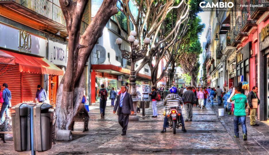 Aproximadamente 1500 negocios de Pueblan han cerrado por contingencia sanitaria de Covid-19
