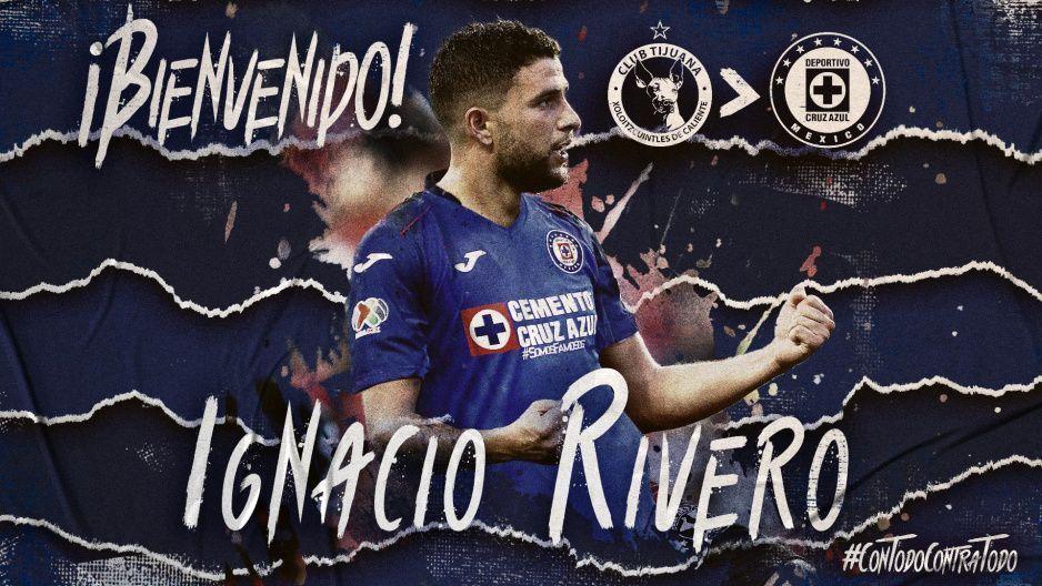 La Máquina se empieza a armar: José Ignacio Rivero llega a Cruz Azul