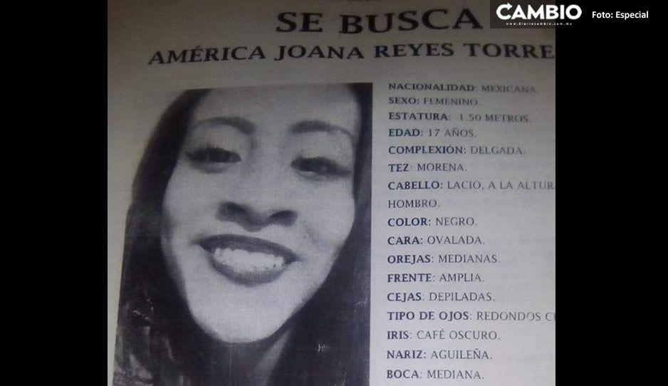 Desaparece América Joana de 17 años en Misiones de San Francisco ¡Ayuda a encontrarla!