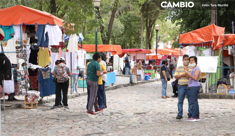 Tianguis de Analco agoniza: locatarios temen no vender para el Día de Muertos y Navidad