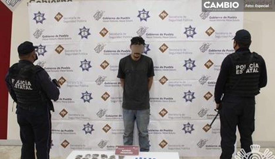 Cae narcomenudista de El Yuca en Loma Linda