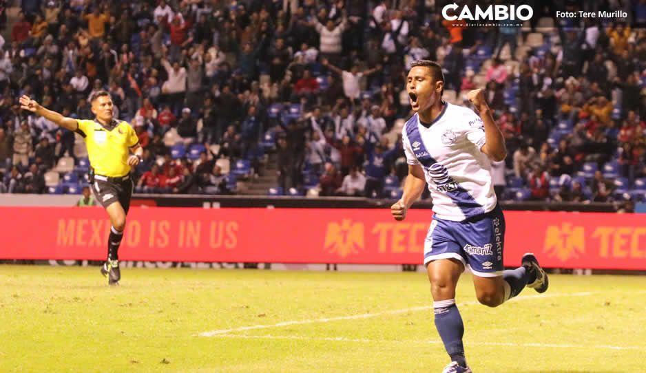 Osvaldito Martínez confía en que La Franja vencerá a Cruz Azul