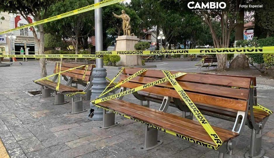 Van 46 casos confirmados de COVID-19 en la región de San Martín Texmelucan