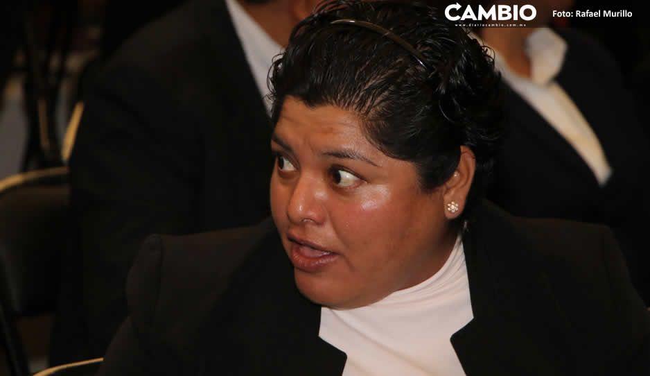 Karina Pérez se deslinda de policías de San Andrés por apoyar a los estatales