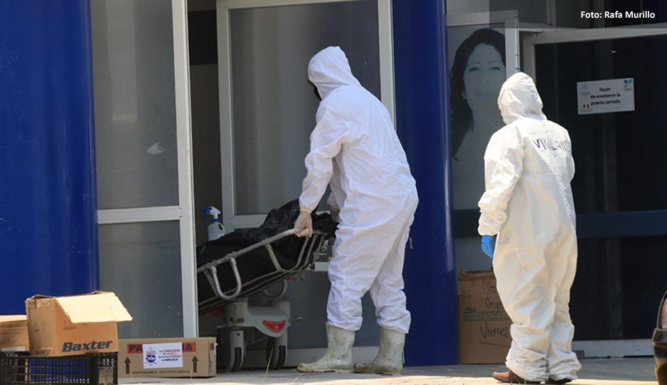 Coronavirus deja 20 muertos en un día en Puebla; contagios se elevan a mil 858