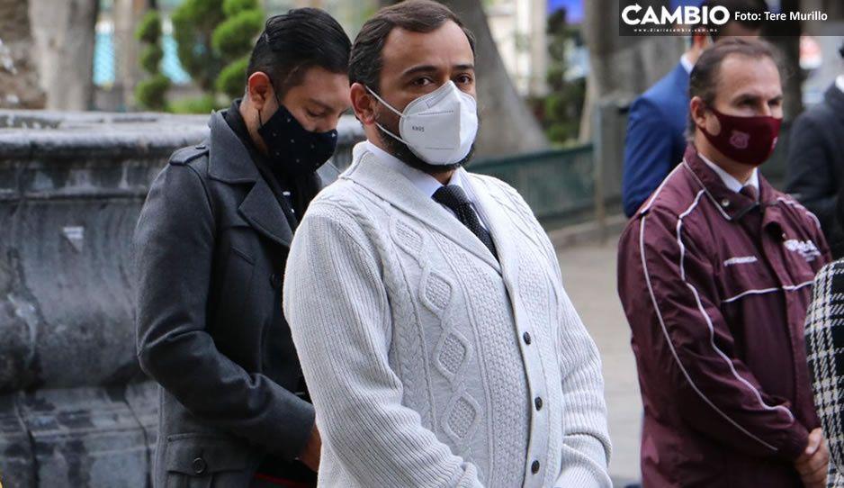 Ambulantes señalan al gobierno de Barbosa de provocar violencia: Rene Sánchez (VIDEO)